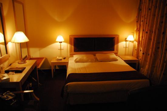Curium Palace Hotel: La camera