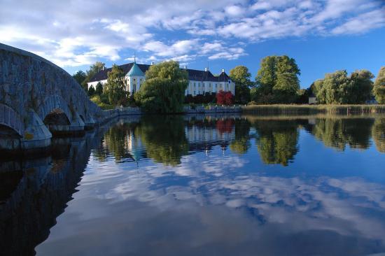 Naestved, Дания: Gavnø Slot