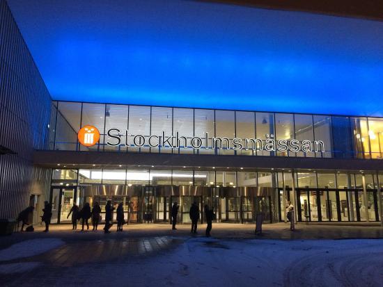 Alvsjo, Σουηδία: Scandic Talk