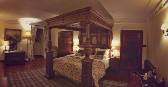 Benderloch, UK: Room