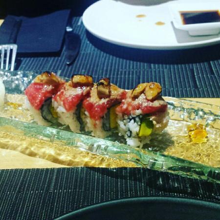 Excelente si buscas buen sushi