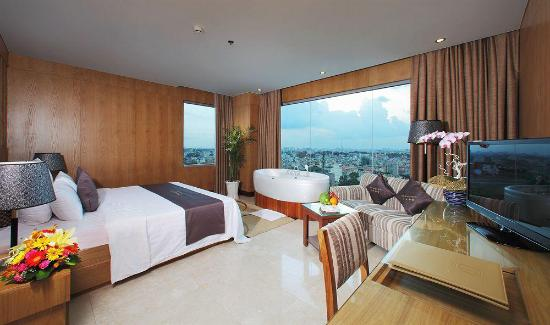 EdenStar Saigon Hotel Photo