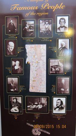Fair Haven, Vermont: Самые известные граждане штата