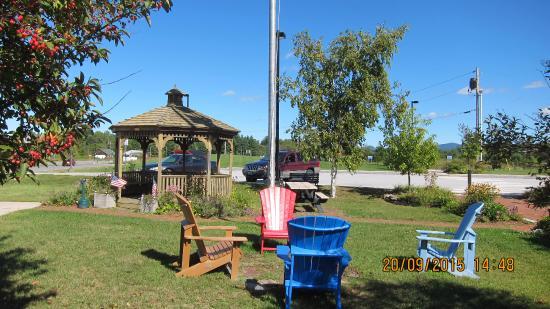 Fair Haven, VT: Здесь можно передохнуть и перекусить