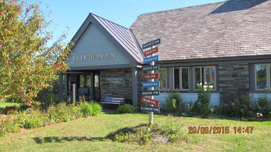 Fairhaven Welcome Center