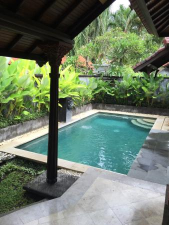 The most convenient villa on the most busiest street in Bali