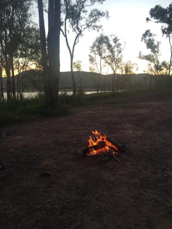 Kilcoy, Australia: Lake Somerset Holiday Park