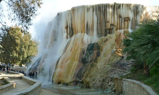 Guelma, แอลจีเรีย: Hammam Debagh Hot Springs