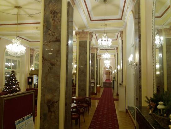 Jachymov, Çek Cumhuriyeti: Radium Palace