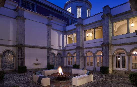 Penha Longa Resort: Penha Longa 14th century Monastery