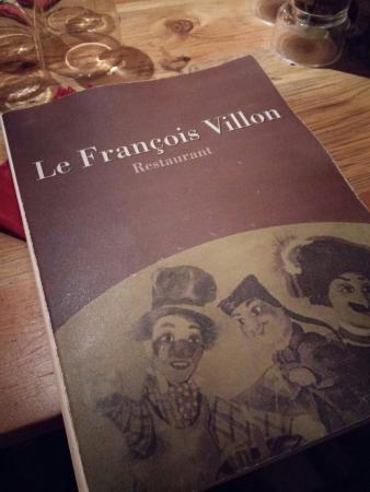 Le Francois Villon