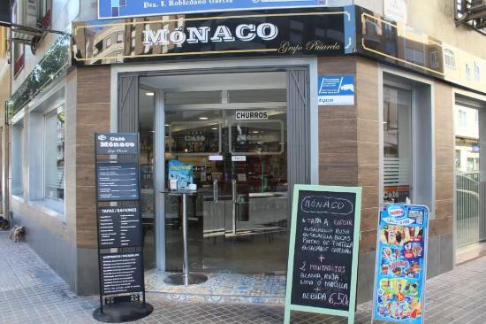 Café Mónaco