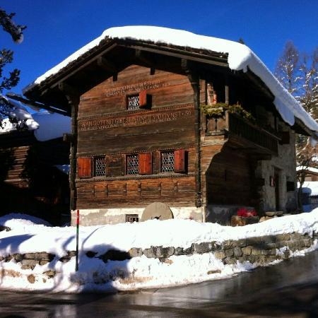Klosters, Switzerland: Heimatmuseum Nutli-Hüschi