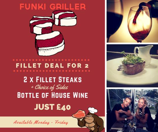 Funki Griller: Fillet Deal for 2