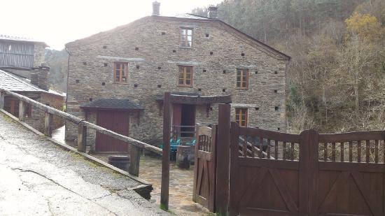 Casa Do Fidalgo: Frontal de la Casa