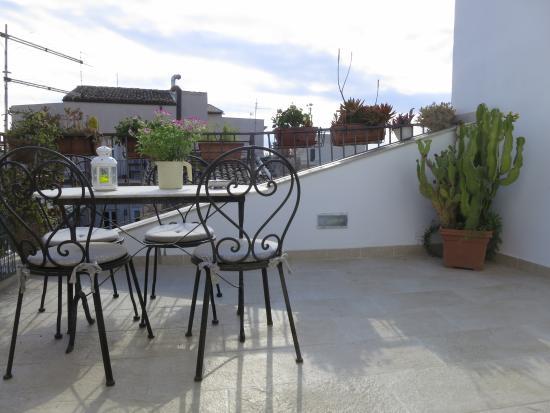 la Casa delle Fate: Miramare - terrazza