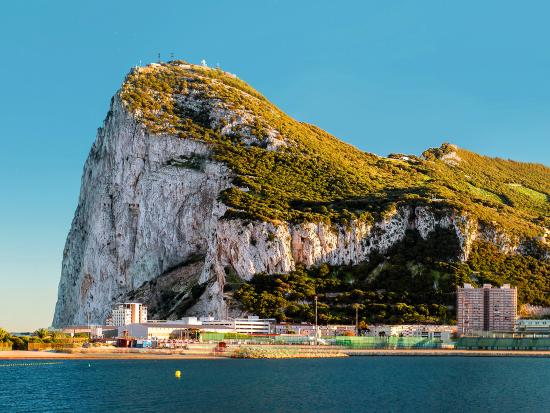 Hotel Fuerte Estepona: Gibraltar