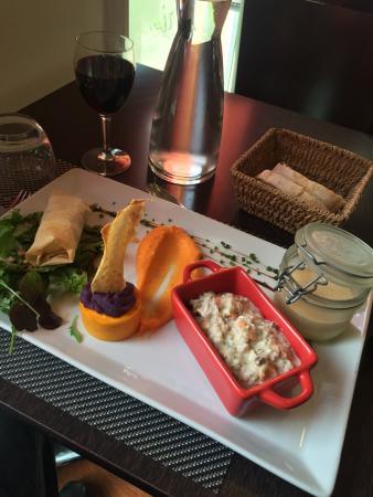 Restaurant la kichenotte dans le haillan avec cuisine for Cuisine bon rapport qualite prix