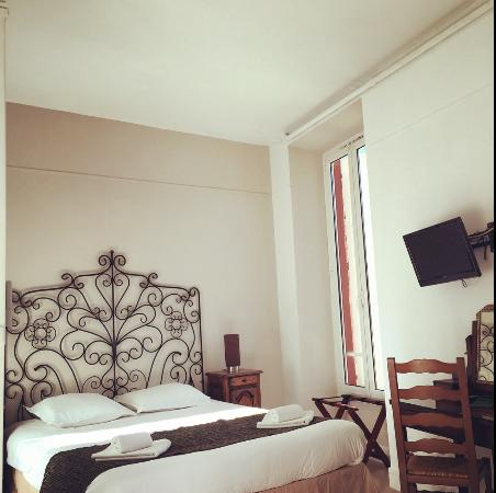 Hotel Danemark: Chambre