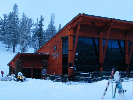 Bar foto di the gondola at heavenly south lake tahoe for Noleggio di cabine lake tahoe per coppie