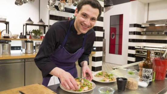 J r me jouad chef cuisinier photo de la table des for Table 52 chicago tripadvisor
