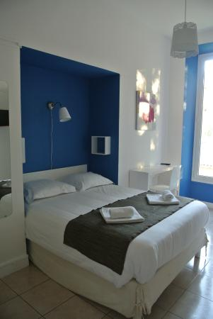 Hotel Danemark : Chambre
