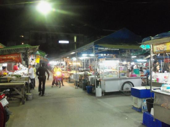 Krabi Weekend Night Market - Picture of Krabi Weekend Night Market ...