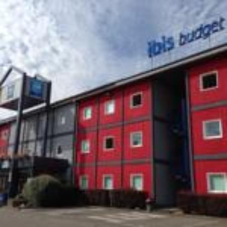 Ibis Budget Strasbourg la Vigie : exterieur