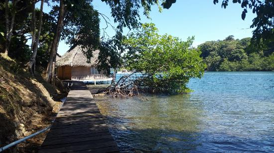 Isla Loma Partida, Panama: Loma Partida