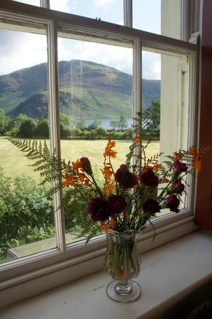 Ennerdale Bridge, UK: View from Anglers Crag bedroom