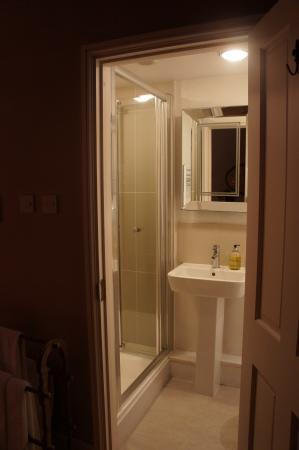 Ennerdale Bridge, UK: En suite shower rooms