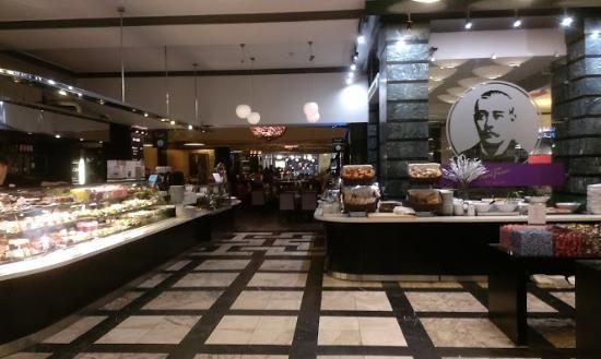 Fazer Cafe Helsinki Breakfast
