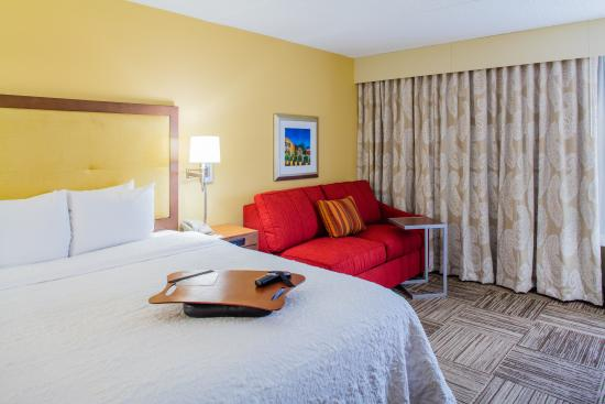 Hampton Inn Atlanta - Northlake: King Study