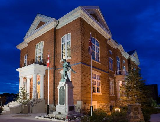 The Meaford Hall Arts & Cultural Centre