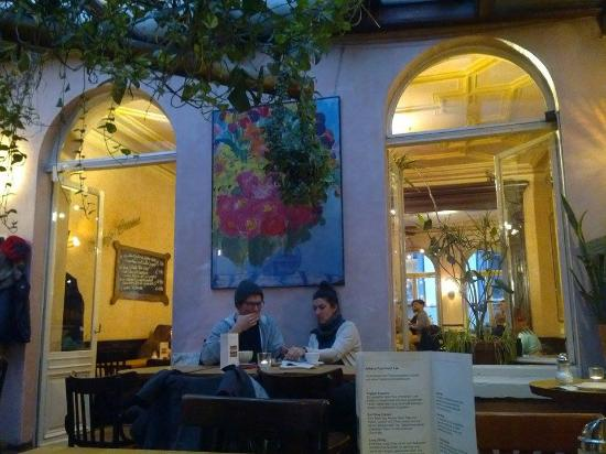 Coffee And Cakes Review Of Cafe Creme Wuppertal Germany