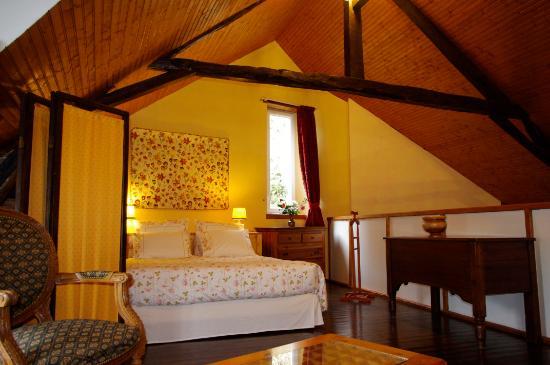 Rigny-Usse, Francja: Une chambre du Domaine