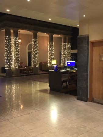 Radisson Blu Farnham Estate Hotel, Cavan: Lobby
