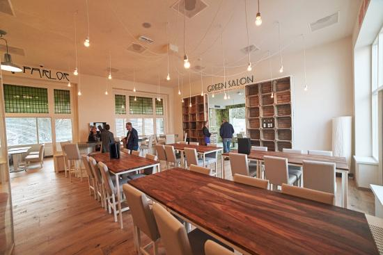 Restaurant Loodijk: Grote zaal