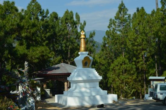 Район Циранг, Бутан: www.worldtourplan.com