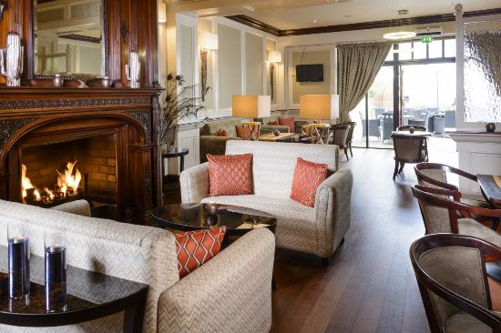 Muckross Park Hotel & Spa: Monks Lounge 2