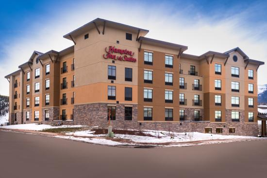 Hampton Inn Suites Silverthorne 118 1 4 Updated 2018 Prices Hotel Reviews Co Tripadvisor