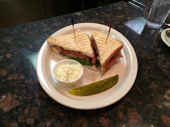 Pontiac, IL: Bacon, Lettuce, Tomato Club