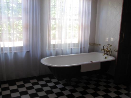 Prince Albert, Sudafrica: The bath