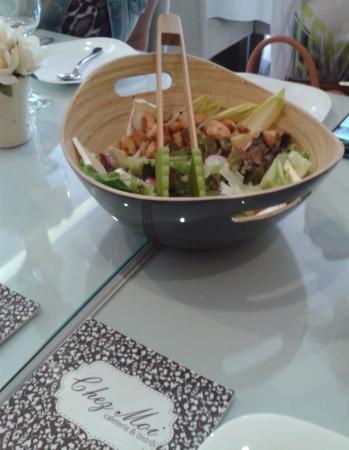 Chez Moi Cafeteria E Bistro