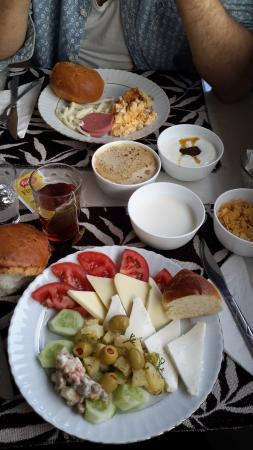 Asmali Hotel: Colazione continentale