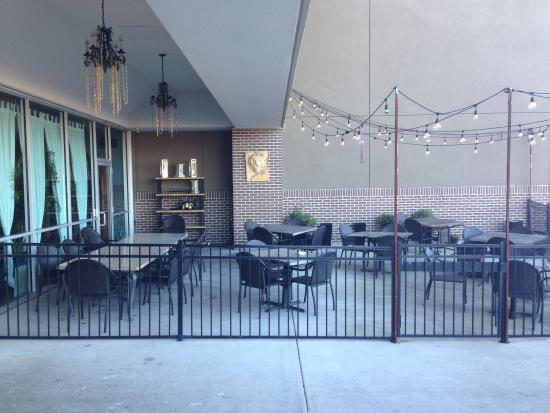 Marietta, Τζόρτζια: Outside Eating Area