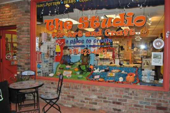 Cobleskill, Estado de Nueva York: The Studio for Art and Craft on Main Street