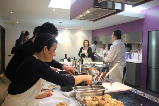 Ecole De Cuisine Alain Ducasse Picture Of Ecole De Cuisine Alain - Cours de cuisine alain ducasse