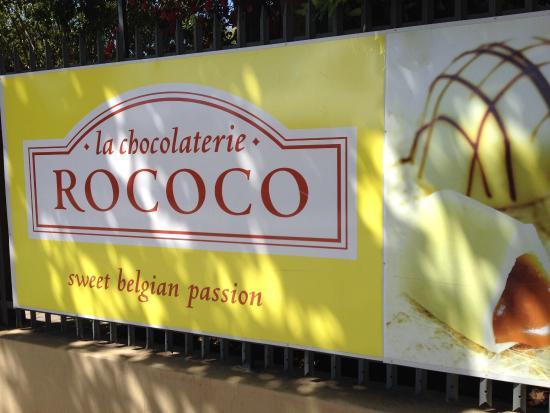 La Chocolaterie Rococo