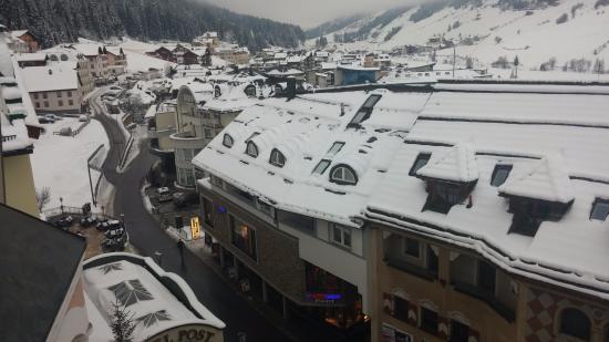 Hotel Goldener Adler: View from room